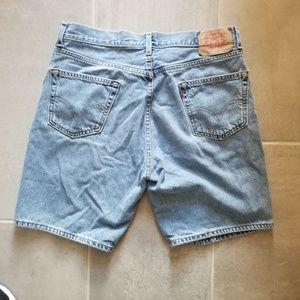 Levi's Men's Short Jeans